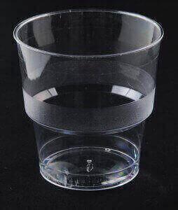 כוס חד פעמית לשתיה קלה